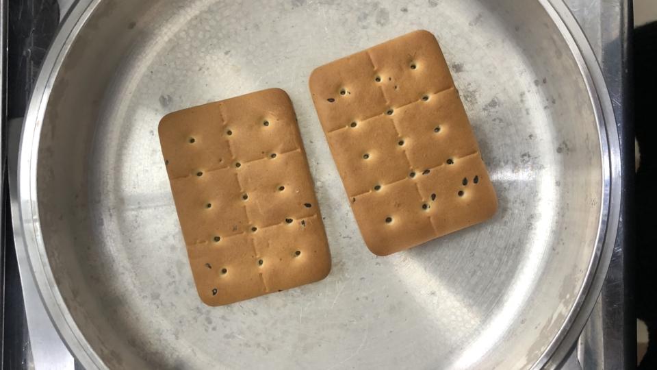 カンパンフレンチトースト